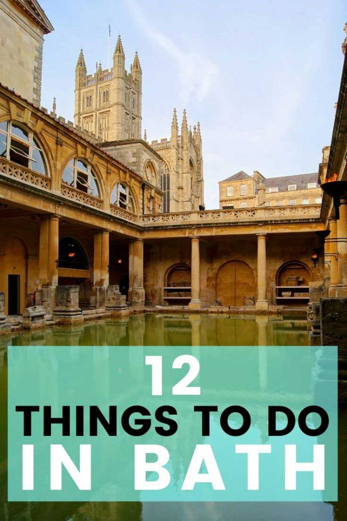 12 things to do in Bath
